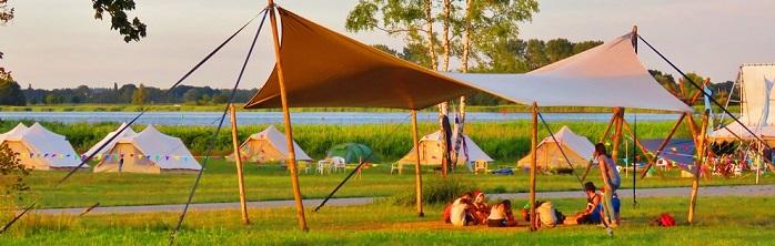 Scoutinglandgoed Zeewolde nu ook GroepsNatuurkampeerterrein