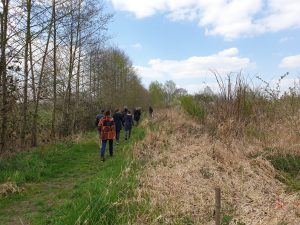 excursie in Foodforest Ketelbroek