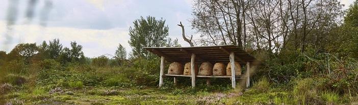 banner bijenkorven