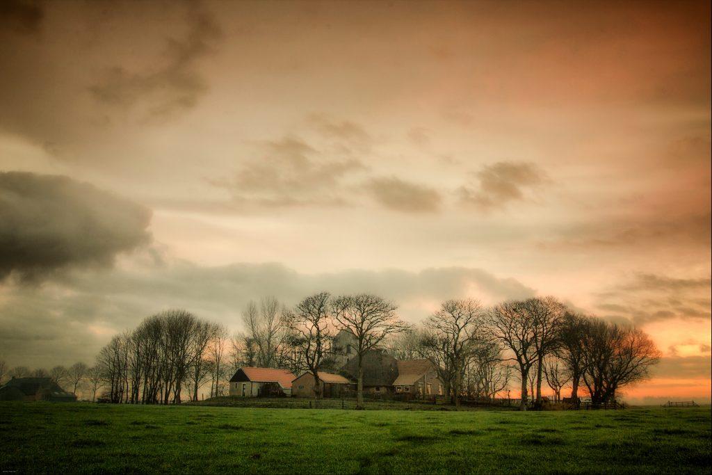 Fotowedstrijd Landschapskunst - Sjoerd Hogerhuis - FR