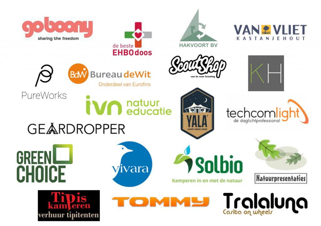 overzicht partners De Groene Koepel